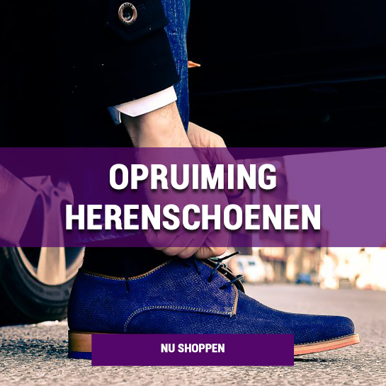 Herenschoenen sale